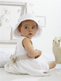 #Vestido para #ceremonia niña de 3 a 36 meses. Boda elegante, elegant wedding