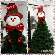 Pin by Mary Reyes on Christmas Christmas Gingerbread Men, Christmas Tree Themes, Christmas Snowman, Christmas Wreaths, Christmas Crafts, Xmas, Christmas Ornaments, Holiday Decor, Christmas Thoughts