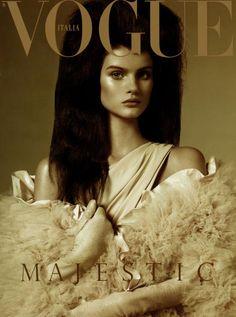 Vogue Italia March 2007 Cover