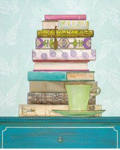 books_tea