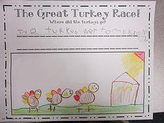 The Great Turkey Race!