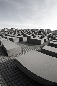 Holocaust Memorial, Berlin #TheCrazyCities #crazyBerlin