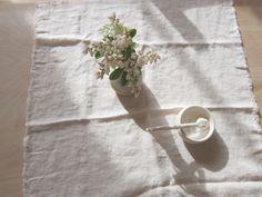 fresh flowers & morning light