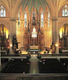 Saint Michael the Archangel Catholic Church, Chicago, Illinois