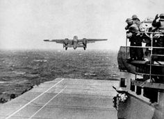 On April 18, 1942 sixteen B-25B Mitchell bombers took off from the flight deck of the USS Hornet bound for Tokyo on a strategic bombing mission. The Operation was commanded by Lieutenant Colonel James H. Doolittle of the U.S. Army Air Force and would bear the man's name into the annals of history.