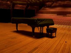 The Concert Hall at the Sydney Opera House--backstage tour