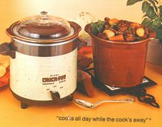 How Crock-Pots changed -- and didn't change -- the country. The unfulfilled promise of the Crock-Pot, an unlikely symbol of women's equality.