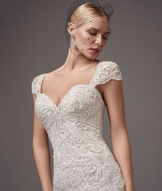 Sottero and Midgley Spring 2017 Wedding Dress
