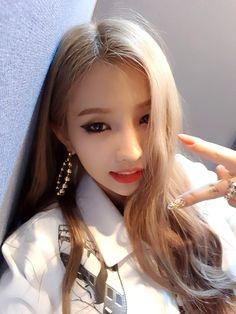Kpop Girl Groups, Korean Girl Groups, Kpop Girls, Extended Play, Soo Jin, Good Luck To You, Cube Entertainment, Just Girl Things, Korean Makeup