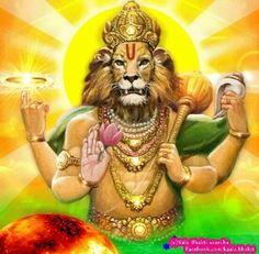 Sri NaraShimha Dev. Vishnu avtar