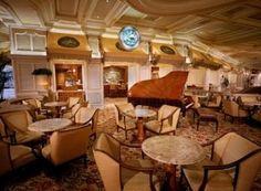 Petrossian, @ Bellagio, Las Vegas - ok setting, great drinks