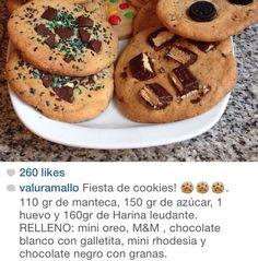Valu Ramallo cookies