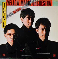 "YELLOW MAGIC ORCHESTRA / TIGHTEN UP / RYDEEN (12"") - HIP TANK RECORDS"