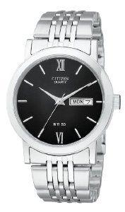#Citizen Quartz Stainless Steel Watch   women watch #2dayslook #new #watch #nice  www.2dayslook.com
