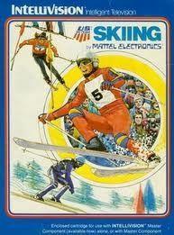 Skiing - IntelliVision Game