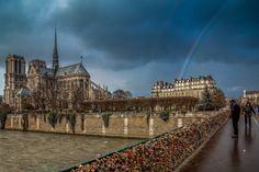 Paris tout en arc-en-ciel - © Brandon Watts / CC