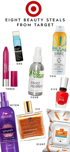 8 Surprising Beauty Steals From Target   Beauty Bets
