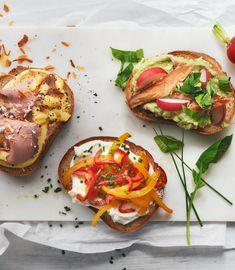 Probiere Open-Sandwich jetzt bei FOOBY. Oder entdecke weitere feine Rezepte aus unserer Kategorie Avocado-Rezepte. Open Sandwich Recipe, Sandwich Recipes, Cooking With Kids, Cooking Time, Ricotta, Roast Beef And Horseradish, Radish Greens, Acacia Honey