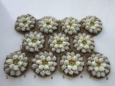 Almond Blossom Bag  p.s. I crochet...
