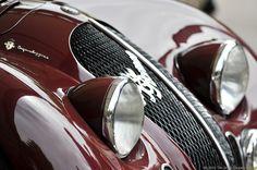 1938 , Alfa Romeo 8C 2900B Touring