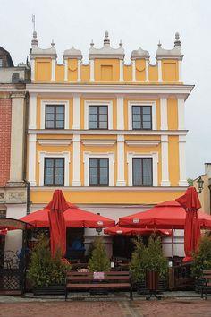 Zamość, Lubelszczyzna, Poland
