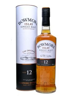 Bowmore 12 Year Old, working my way through a bottle of Bowmore Legend right now.  Awesome but mellow Islay whisky.