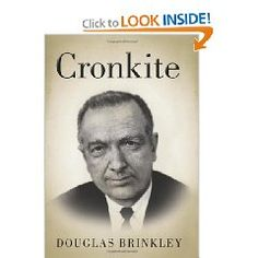 weaned on the twentieth century...you were in a cronkite or huntley-brinkley house. we were all goodnight david; goodnight chet. douglas brinkley's effort is just superb. must-read ....matthews: http://www.nytimes.com/2012/07/08/books/review/cronkite-a-biography-by-douglas-brinkley.html