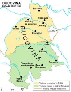 At Fântâna Albă massacre On April in Northern Bucovina between 200 and civilians were killed by the soviets in their attempt to cross the border from the Soviet Union to Romania. Ukraine, Romania Map, Kaiser Franz, Transylvania Romania, Carpathian Mountains, Map Globe, Country Maps, Alternate History, Central Europe