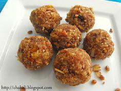 alivache ladu, balantinicha ahar, postpartum recipe, healthy recipe, aliv laddu