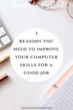 3 Reasons You Need To Improve Your Computer Skills If You Want A Good Career Natural Lifestyle, Women Lifestyle, Lifestyle Blog, New Computer Technology, Coding Websites, Different Careers, Magazine Contents, Current Job, Used Computers