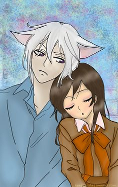 Kamisama kiss OMG I SHIP IT SO HARD