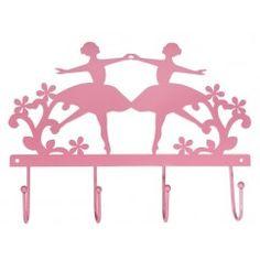Global Affairs metalen kapstok Ballet roze