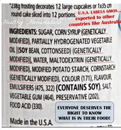 Made in the U.S. - GMOs labeled for other countries, just not for the US. Makes sense, doesn't it??