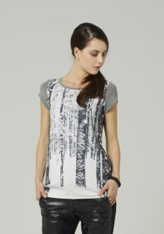 Winter Forest Tee $79.00