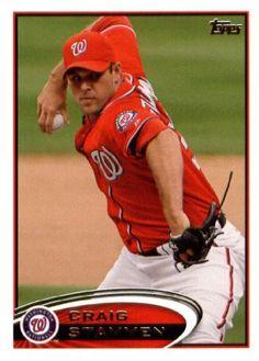 2012 Topps Update #US-312 Craig Stammen - Washington Nationals (Baseball Cards) by Topps Update. $0.88. 2012 Topps Update #US-312 Craig Stammen - Washington Nationals (Baseball Cards)