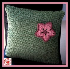Jam made: Knitted Dimple Pillow