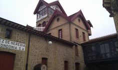 Bodegas R Lopez de Heredia, visita obligada en #Rioja