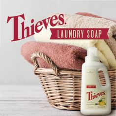 """Young Living Thieves Laundry Soap. *Young Living Independent Distributor #10818508. Follow me on Facebook - """"Naturally Rooted Living with Lynette Kouris""""* https://www.facebook.com/NaturallyRootedLiving/"""