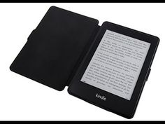 Best Case For Kindle Paperwhite - Review of an Inateck Case Cover