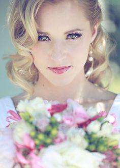 beautiful hair & make-up