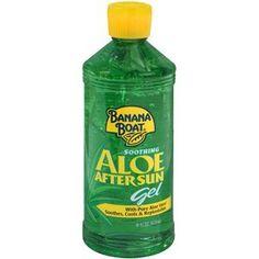 Health & Beauty Active 2 Pack Ocean Potion After-sun Gel With Aloe 20.50oz Each