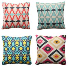 Kids Room Nursery Cushion Cover Scandinavian Style Pillow Cover x Geometric Cushions, Scandinavian Style, Pillow Covers, Kids Room, Nursery, Throw Pillows, Cushions, Pillow Case Dresses, Room Kids