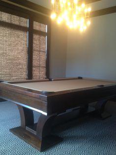 Brunswick Treviso: Everything Billiards Charlotte Install