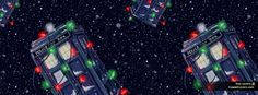 Gallery For > Doctor Who Christmas Facebook Cover