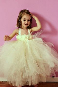 Hey, I found this really awesome Etsy listing at http://www.etsy.com/listing/115074521/ivory-flower-girl-tutu-dress-6-18-months