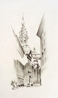 Urban Sketchers: In Rome Again ...