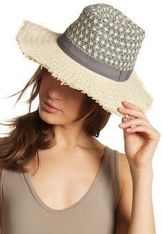 cfc1c05336b Melrose and Market Panama Pattern Straw Hat on ShopStyle Panama Hat