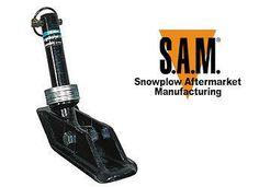 Set of 2 Snowplow Center Plow Shoe Assy Replaces Boss OEM MSC01570 1304712