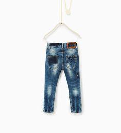 Imagen 2 de Jeans rotos de Zara