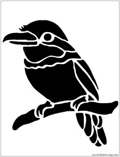 birds Printable Stencils (web off) Kirigami, Bird Stencil, Stencil Art, Bird Silhouette, Silhouette Vector, Plasma Cutter Art, Stencil Patterns, Metal Artwork, Stained Glass Patterns